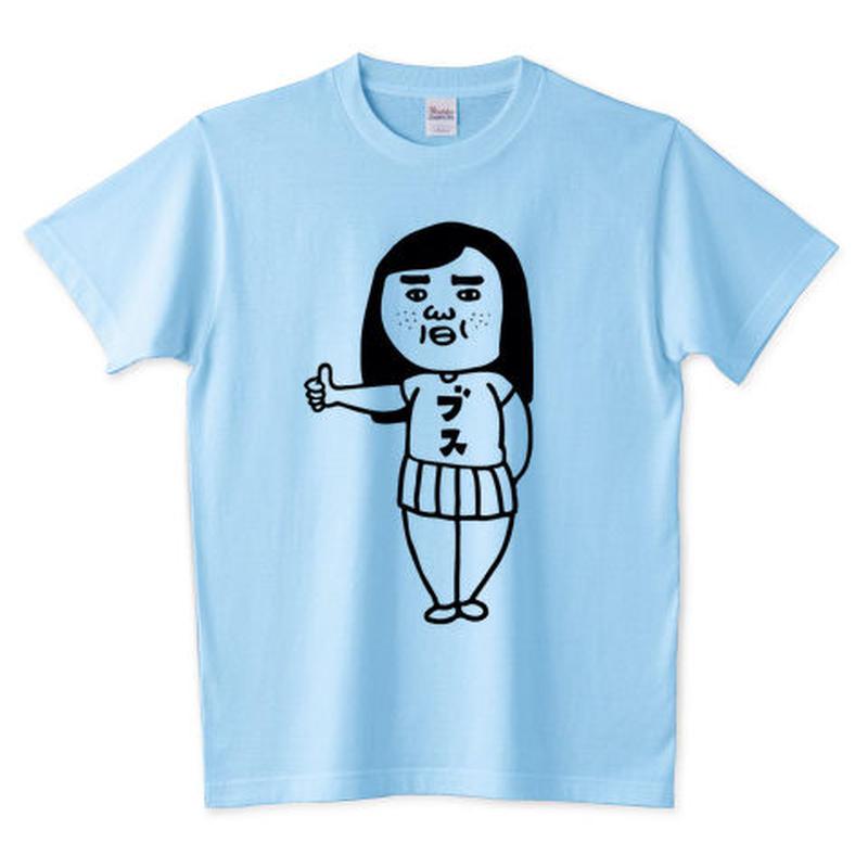 ブスのTシャツ