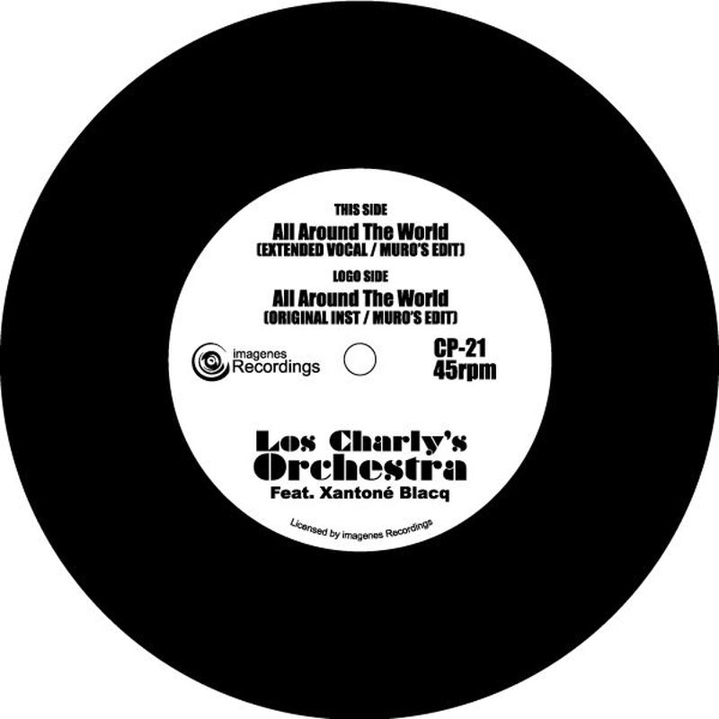 Los Charly's Orchestra / All Around The World CP-21