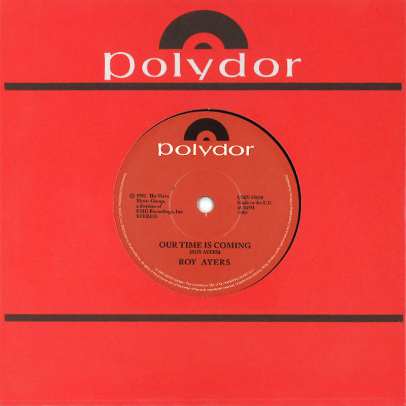 A:OUR TIME IS COMING / Roy Ayers B:TAKE A CHANCE (Short Edit) / Pleasure