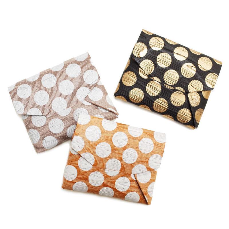 ポケットカードコインケース   ドット 【Pocket Card Coin Case -Dot-】