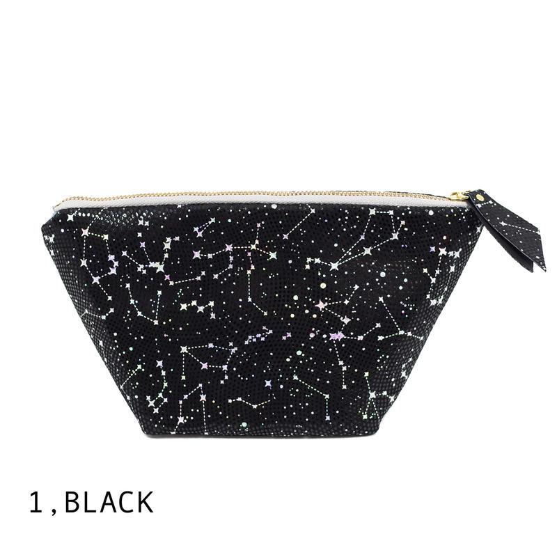 スターリーレザーポーチ【Starry Leather Pouch】
