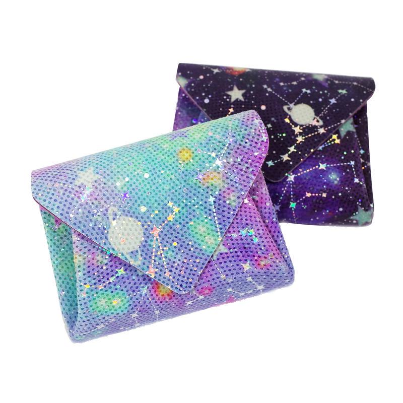 ミニウォレット スターリー【 Mini Wallet Super Starry,FantasyStarry】