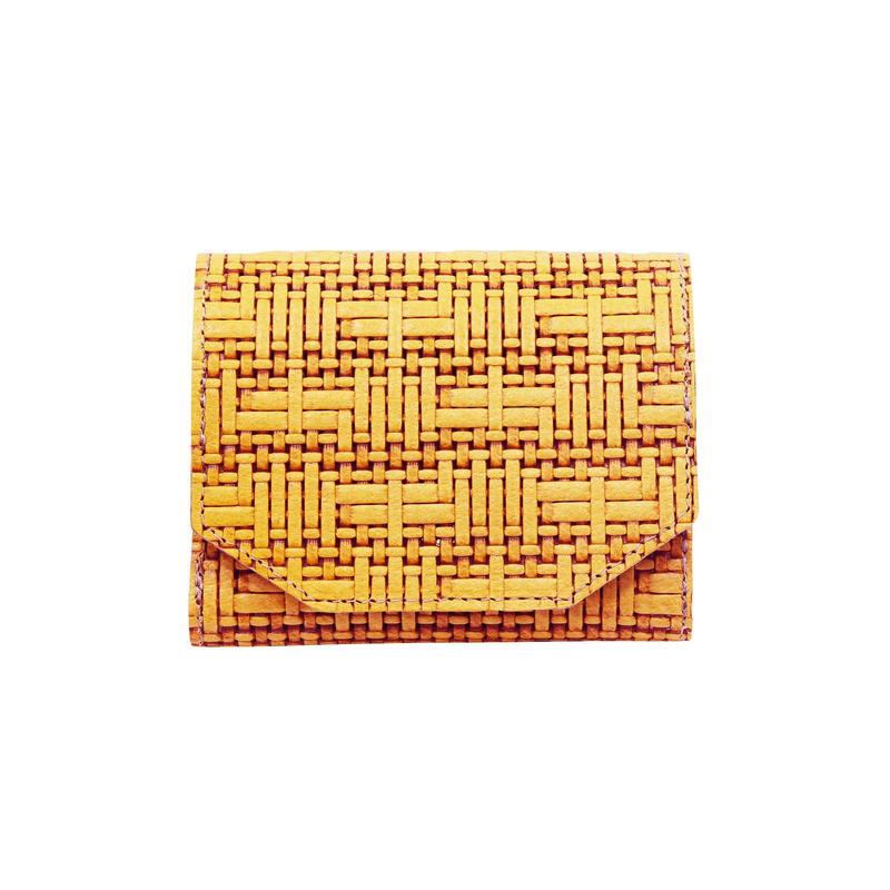 ミニウォレット -メッシュ-【Mini Wallet -Mesh-】