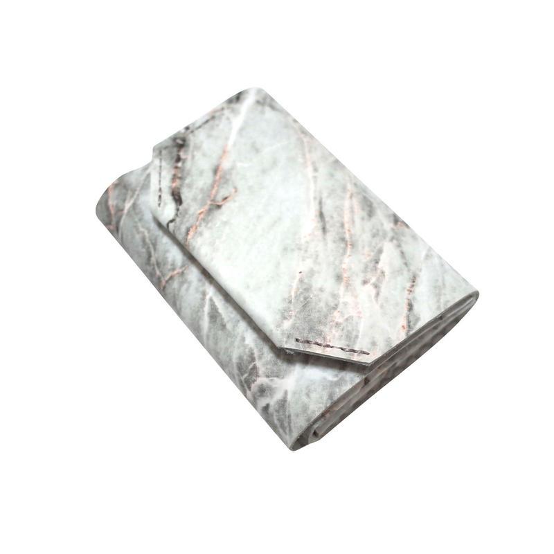 ミニマルウォレット -マーブルストーン-【Minimal Wallet -Marble Stone-】