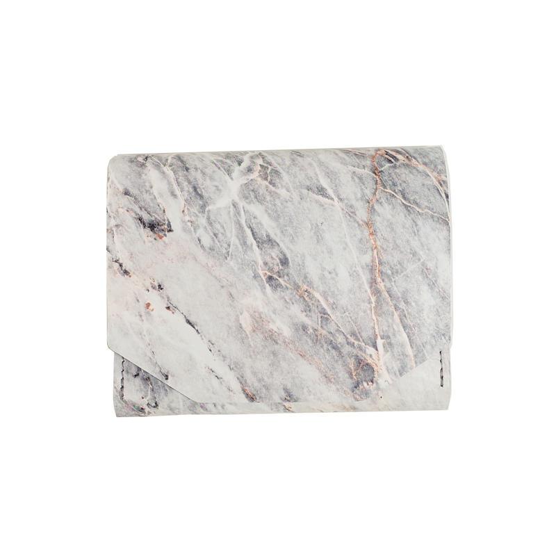 ミニウォレット -マーブルストーン-【Mini Wallet -Marble Stone-】
