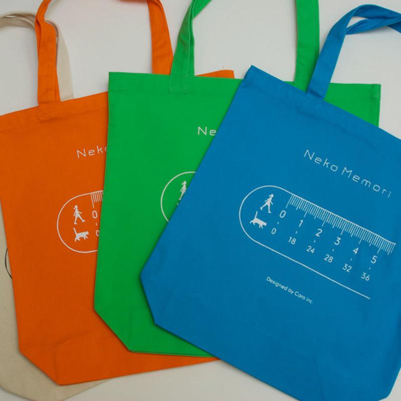 【限定品】ネコメモリ トートバッグ 全5色