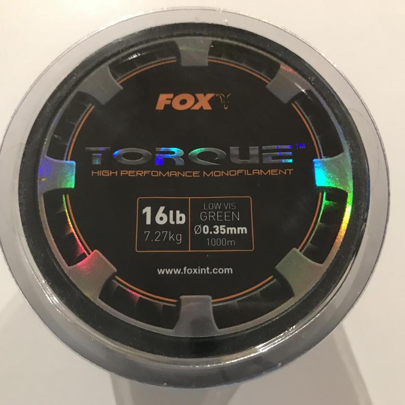 FOX トルク(グリーン)16lb