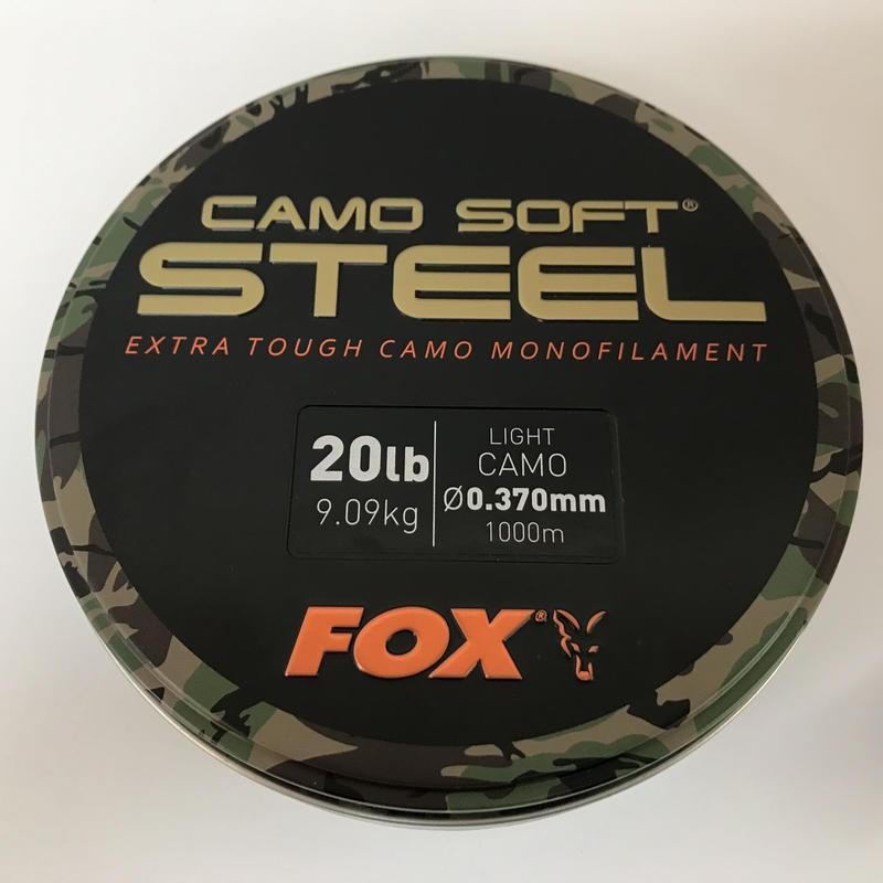 FOX カモ ソフトスティール(ライトカモ)20lb
