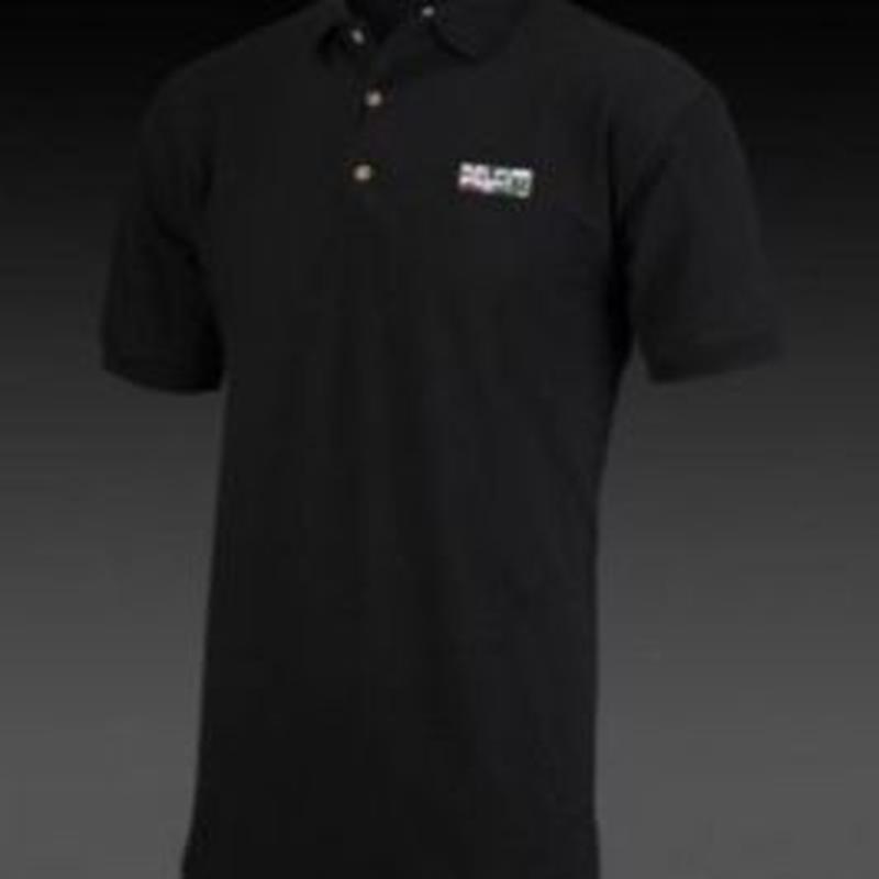 DELKIM ポロシャツ  ブラック (M)