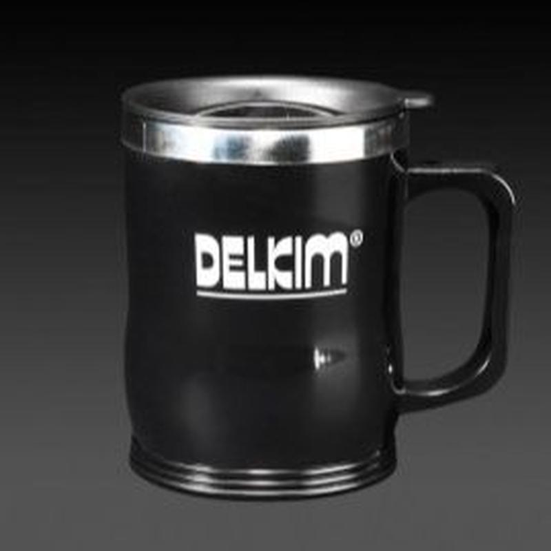 DELKIM ステンレススチールマグカップ