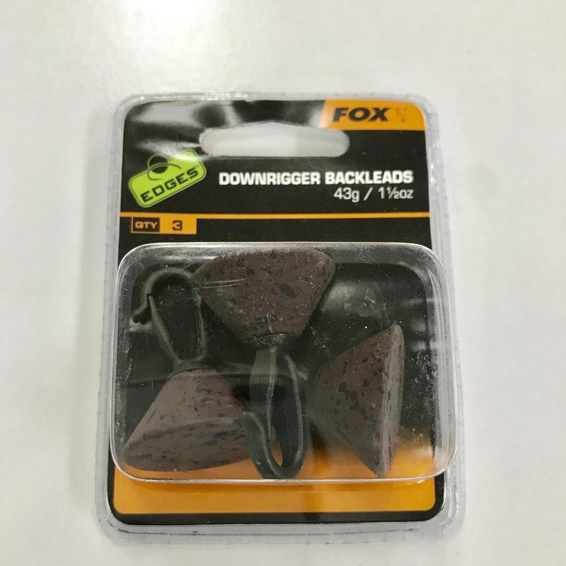 FOX  バックレッド  1.5oz/43g (3個入り)
