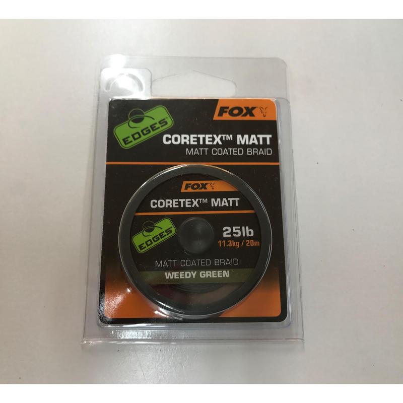 FOX  コアテックス マット (グリーン) 25lb