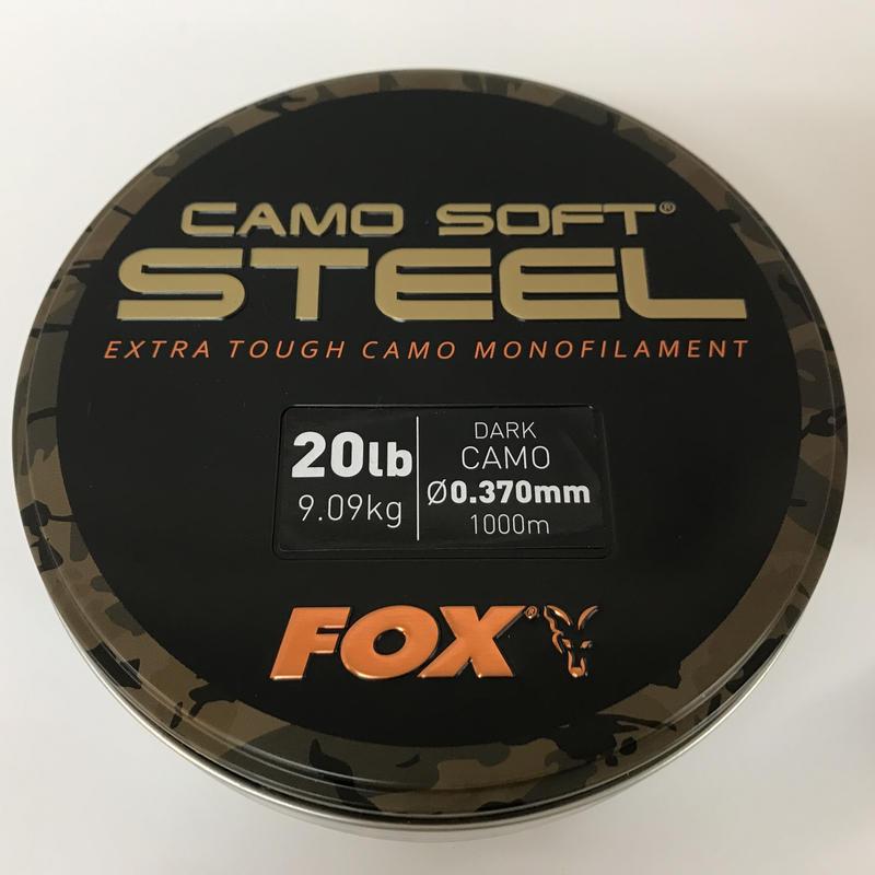 FOX カモ ソフトスティール(ダークカモ)20lb