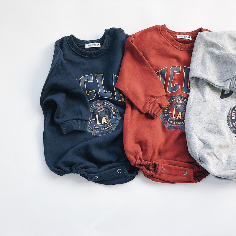 Baby★ vintage  sweat rompers