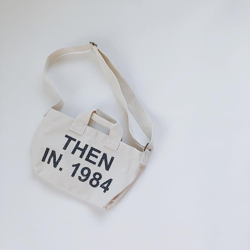 kids★cotton shoulder bag