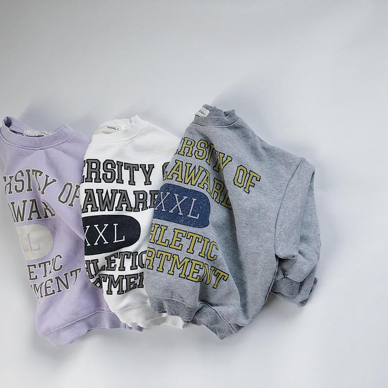 kids★Spsing vintage print pullover
