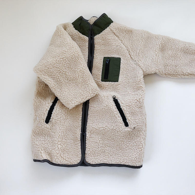kids★bore long coat