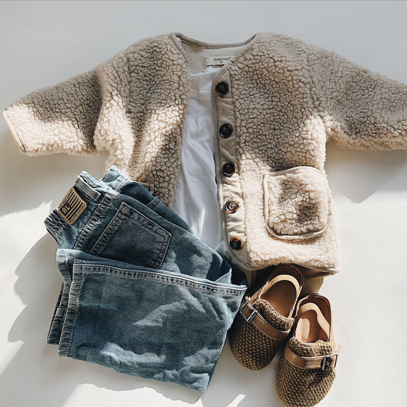 kids★bore coat