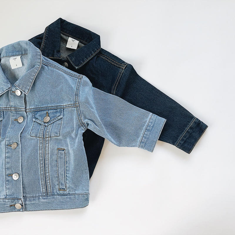 kids★lose denim jacket