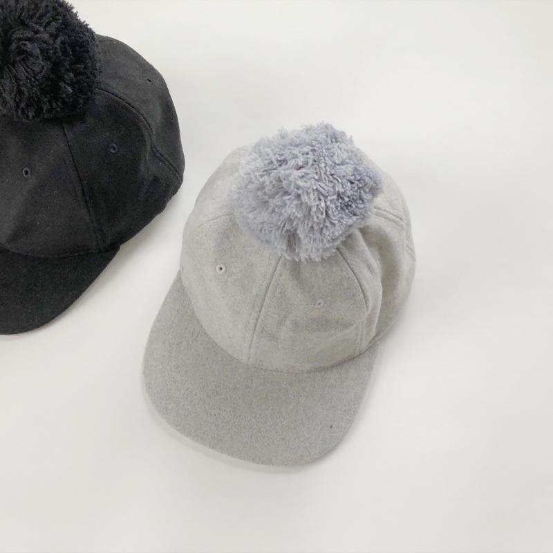 kids★pompom cap