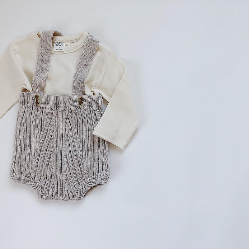Baby★Knit  salopette rompers tops set