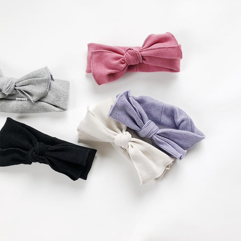 Baby&kids★rib ribbon hair band