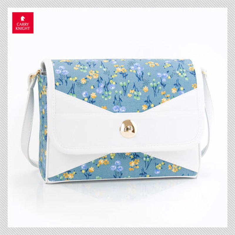 ribbon bag【 flower 】