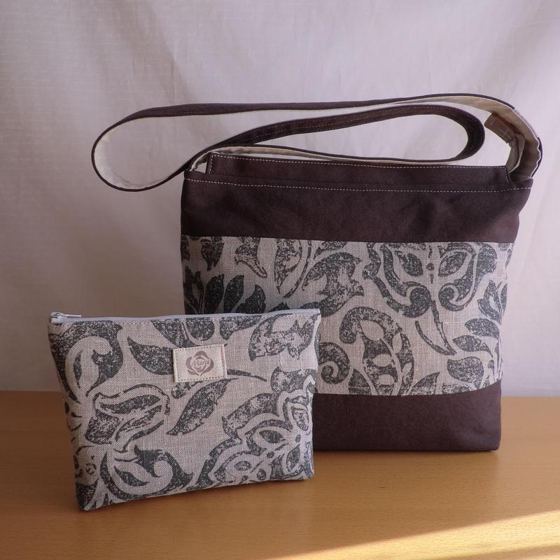 布のショルダーバッグ&ポーチ 型番SB50 送料サービス