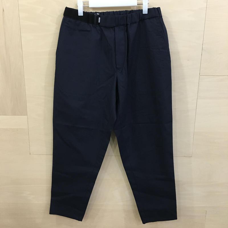 Graphpaper / GM192 40528 / STEVENSONS Cook Pants (NAVY)