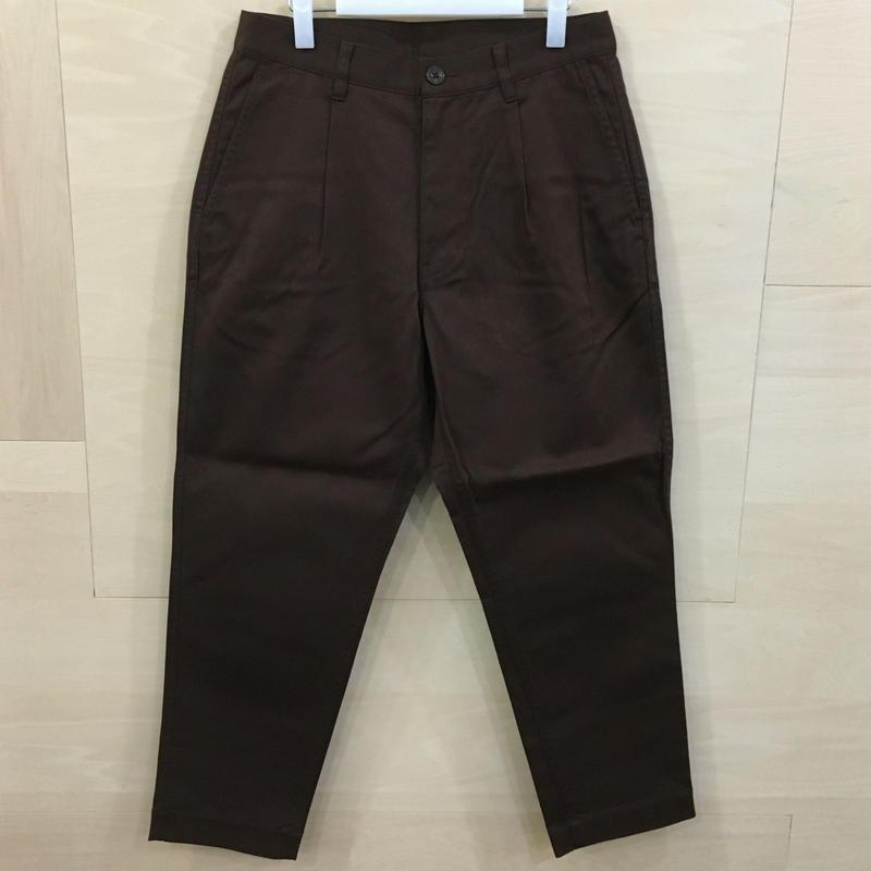 Fresh Service / FSW 19 PT01 / Dickies Pants (BROWN)