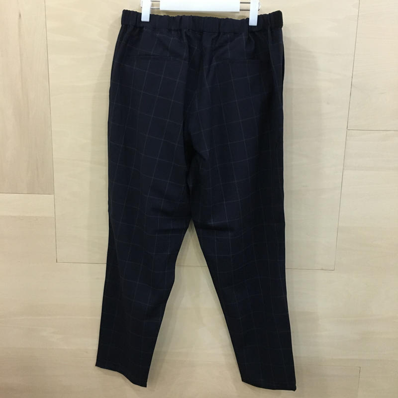 Graphpaper  / GM191 40047 / Reda Icesence Cook Pants (NAVY)