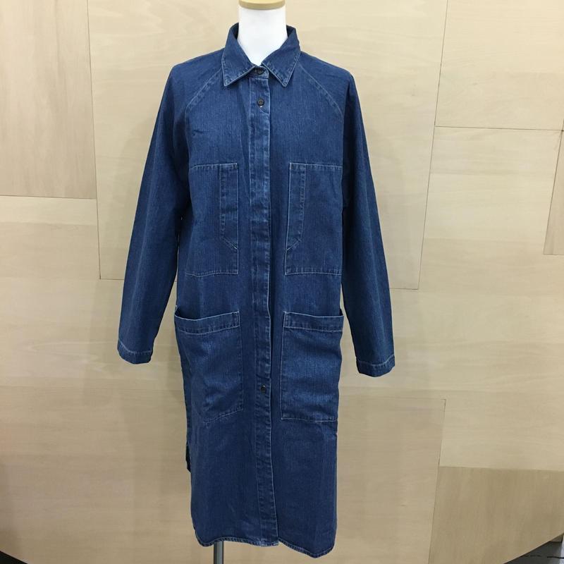 KLOKE / KLO640017B / Finale Pocket Dress (INDIGO)