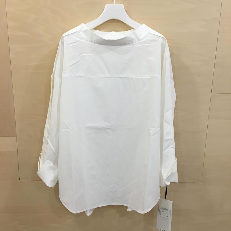 KLOKE / KLW3036 / Flux LS Shirt (WHITE)