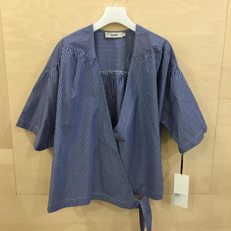 KLOKE / KLW3039 / Prevail Shirt (MARINE STRIPE)