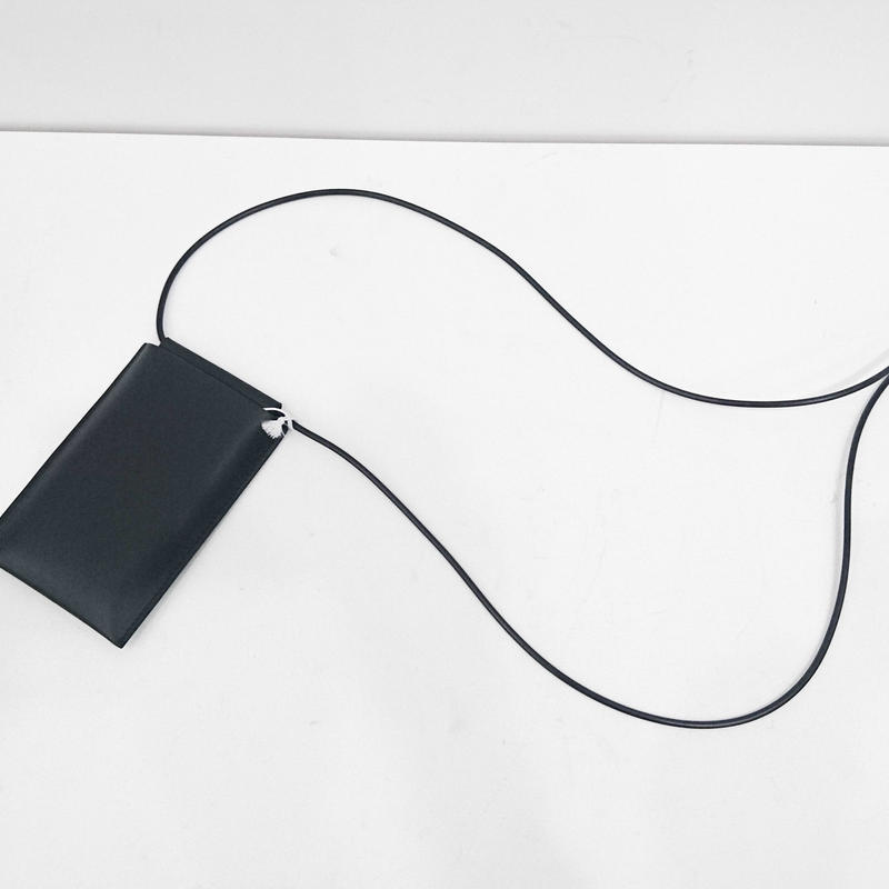 BUILDING BLOCK / iphone sling (black)