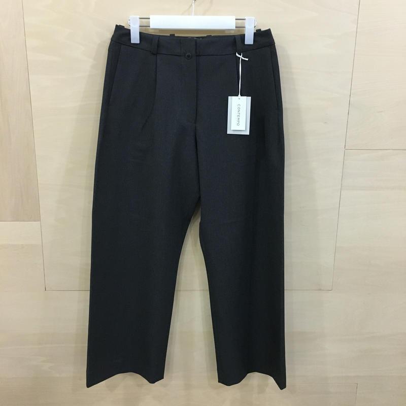 YAECA / 08653 2 WAY 2B JACKET SET UP PANTS (C.GRAY)