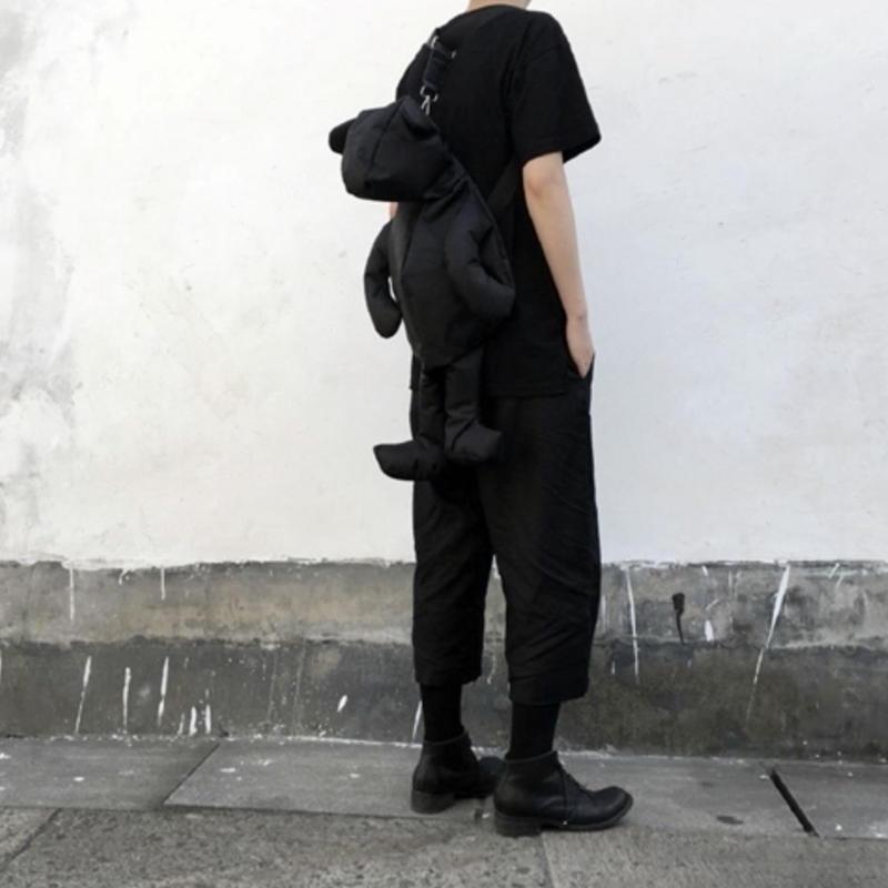 BLACK BEAR BAG