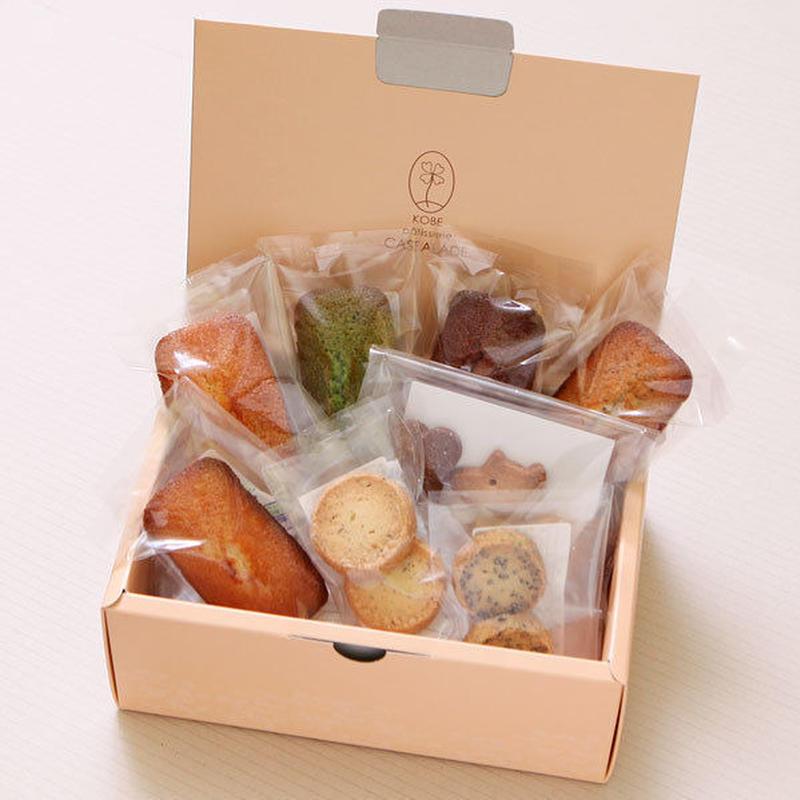 焼き菓子BOX-S【ds1500】