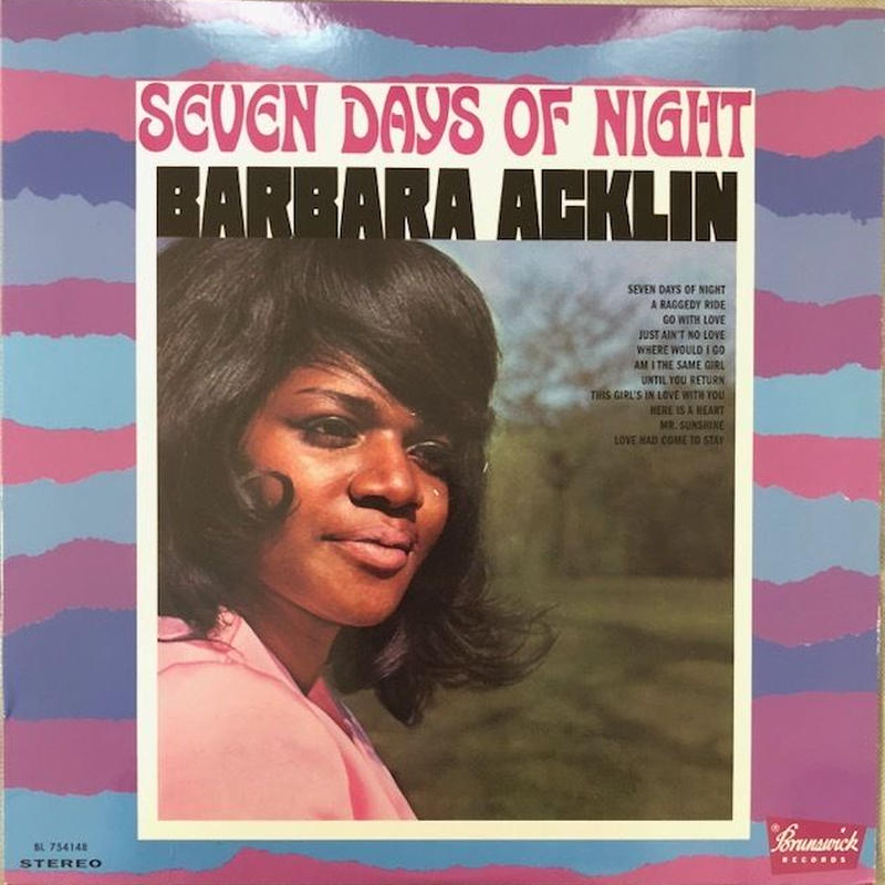 Seven Days Of Night  /  Barbara Acklin