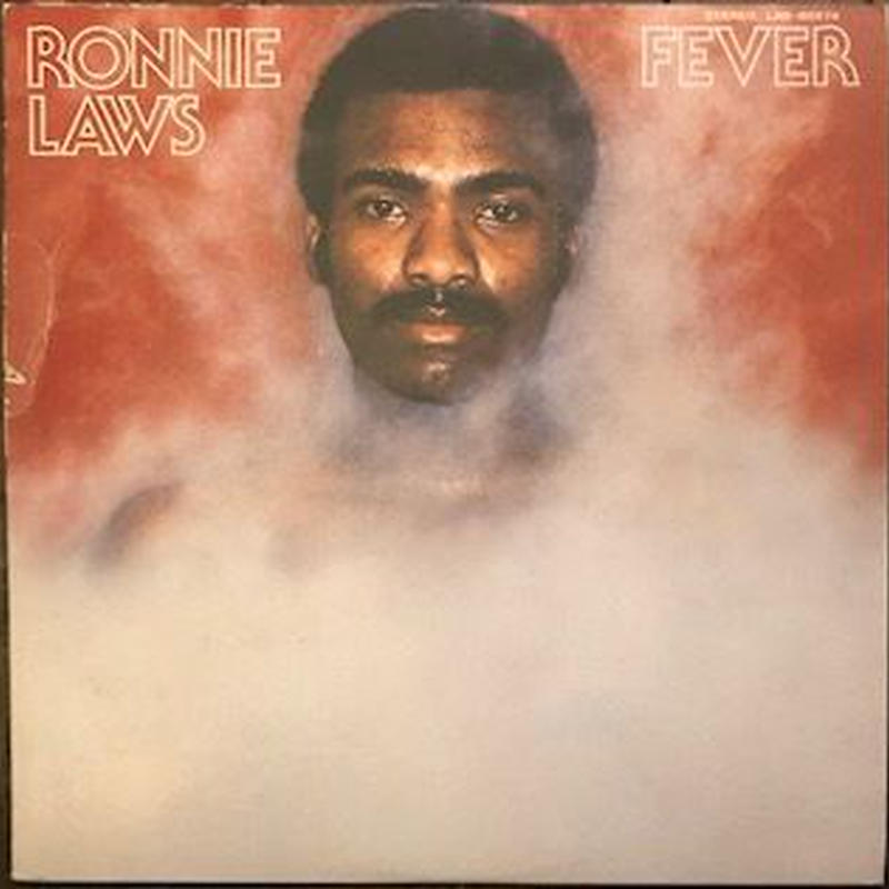 FEVER / RONNIE LAWS LP(国内盤)
