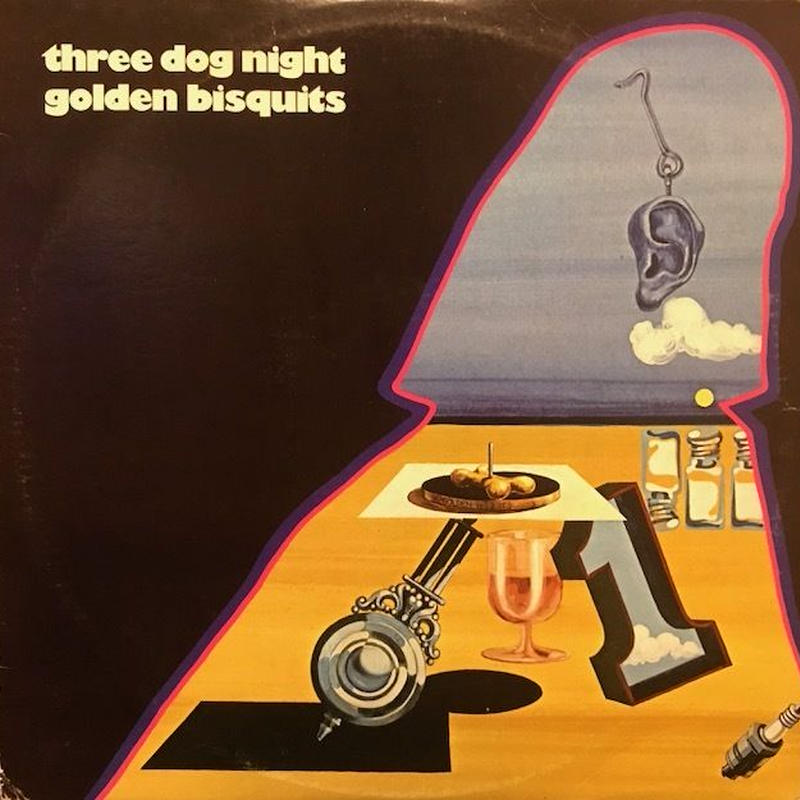 Golden Biscuits  /  Three Dog Night (LP)