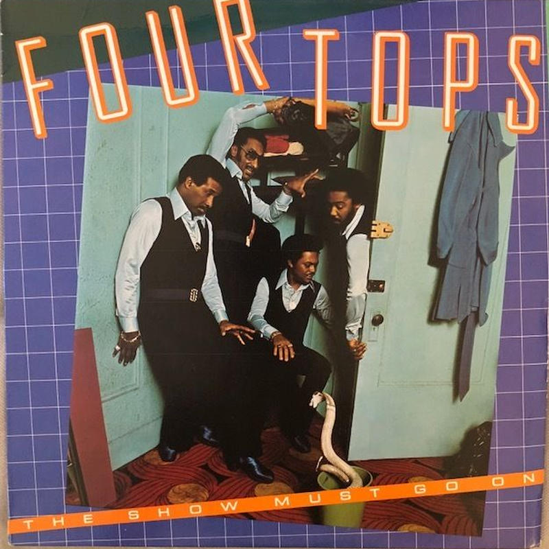 The Show Must Go On  /  Four Tops  (LP)