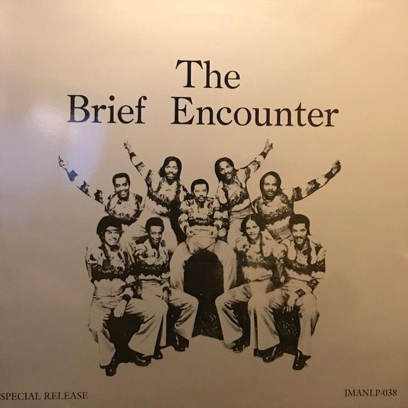 The Brief Encounter  /  Brief Encounter (LP)★再発盤★