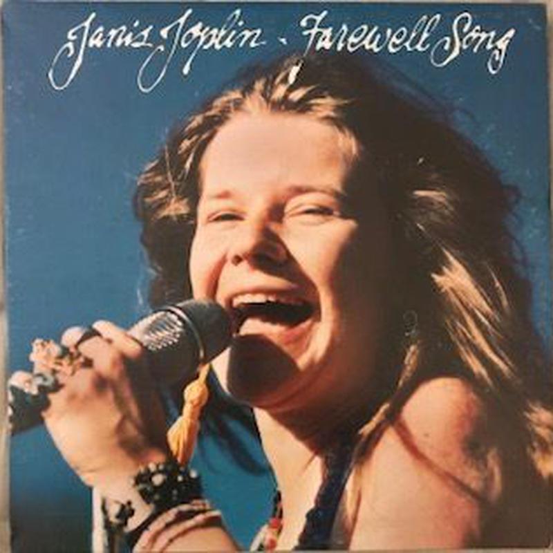 HER MUSICAL LEGACY / JANIS JOPLIN (LP)