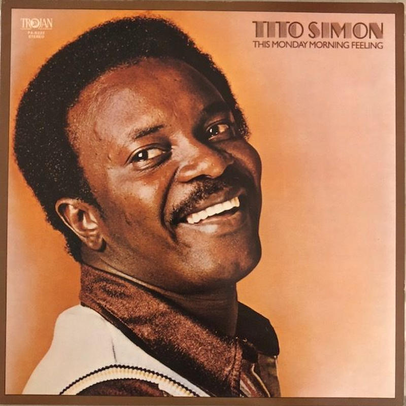 This Monday Morning Feeling  /  Tito Simon  (LP)