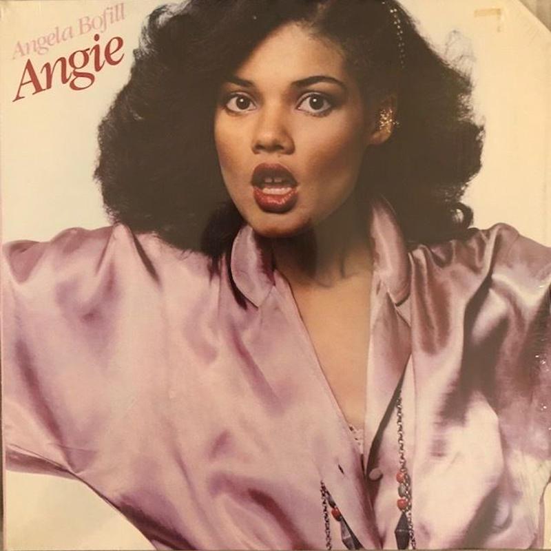 Angela Bofill / Angie  (LP)