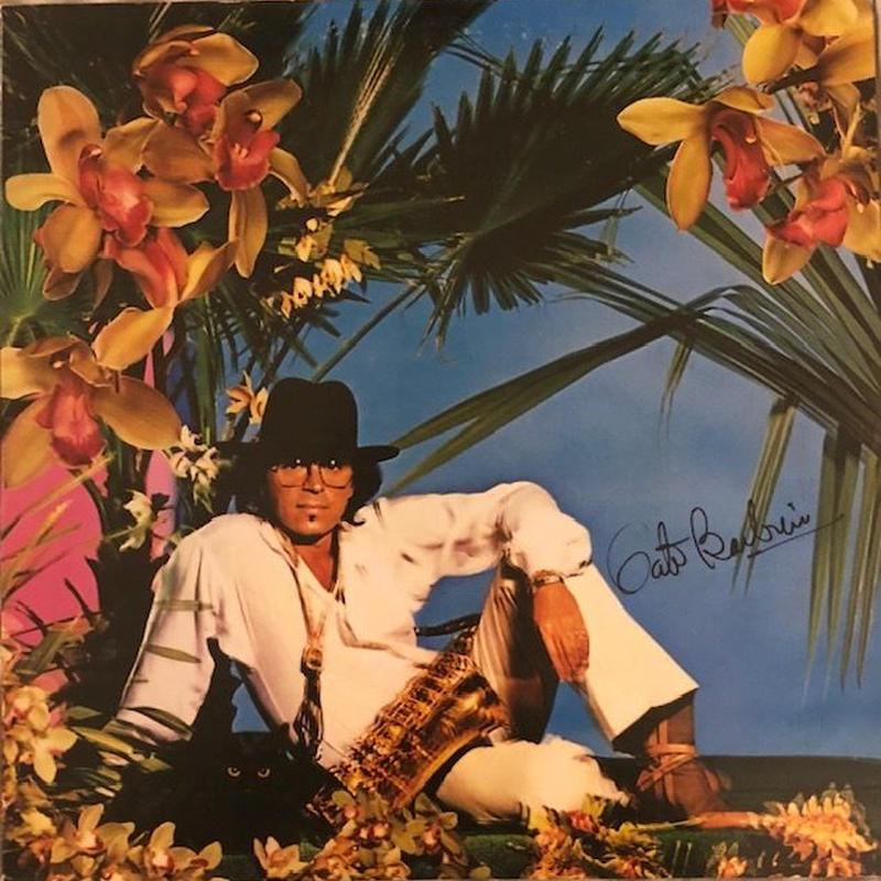 Gato Barbieri / Tropico  (LP)