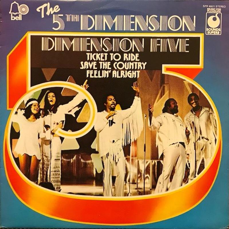 Dimension Five  /  The Fifth Dimension (LP)