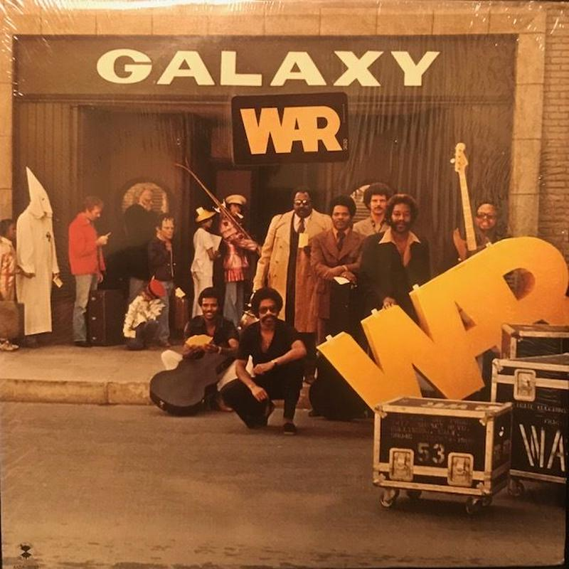 GALAXY  /  WAR (LP)