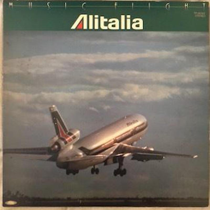 MUSIC FLIGHT / ALITALIA (LP)